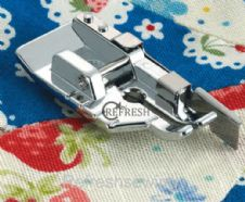 Brother 1/4 Inch Quilting Foot with Guide ( Piecing Foot ) F057n